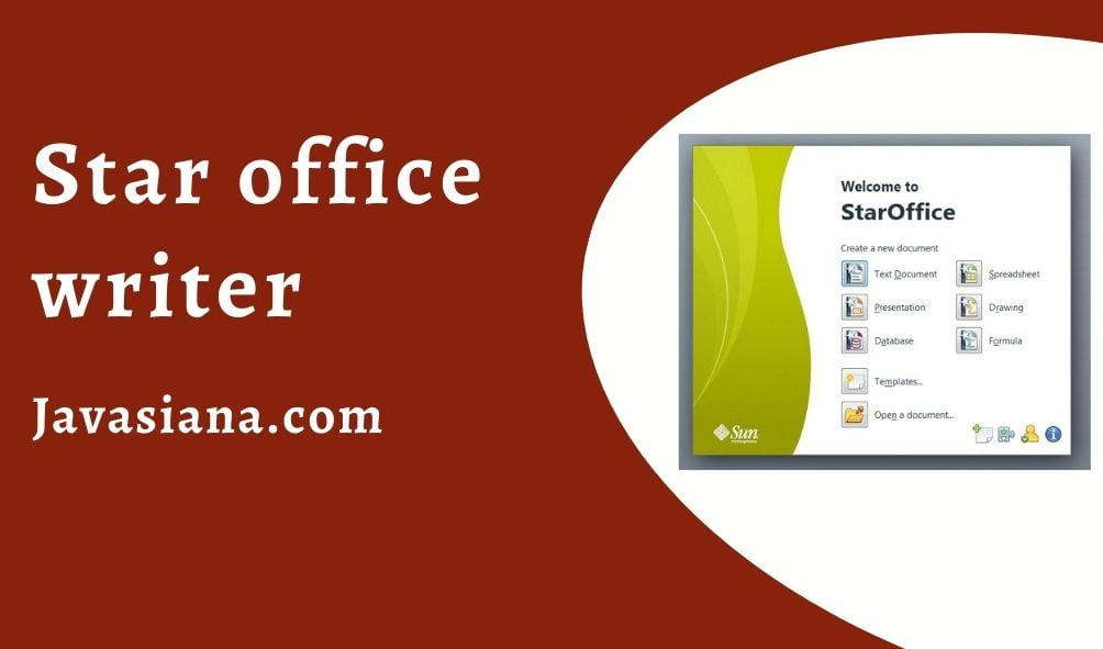 Star office writer
