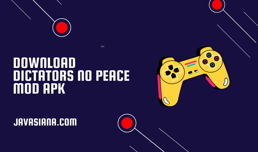 Download Dictators No Peace Mod Apk
