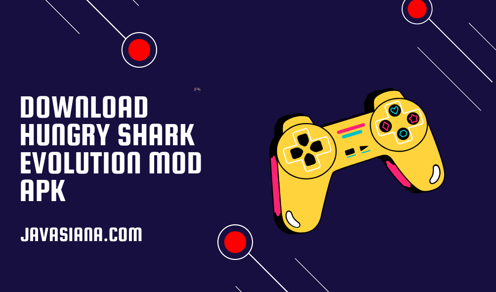Download Hungry Shark Evolution Mod Apk Unlimited Money