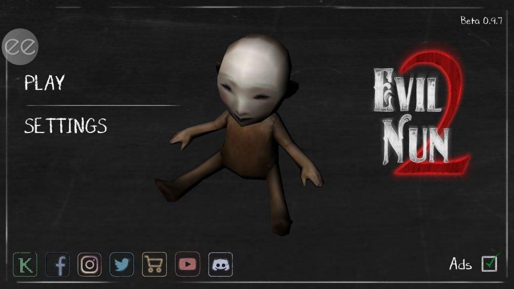 Evil Nun 2 Mod Apk