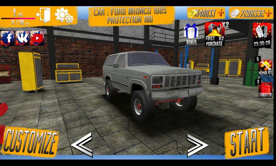 4X4 Drive Suv Off-Road Simulator Mod Apk