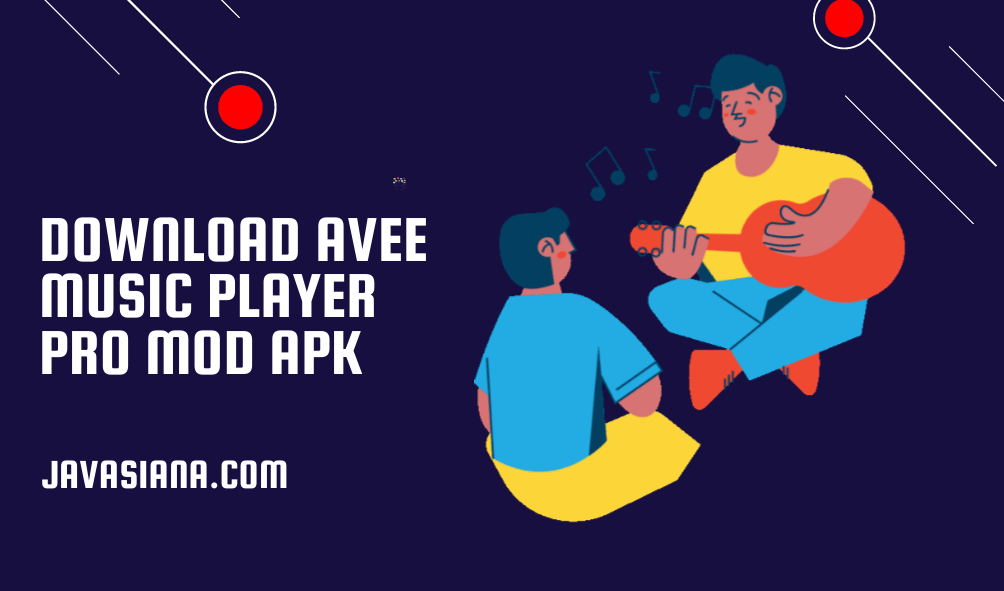 Download Avee Music Player Pro Mod Apk