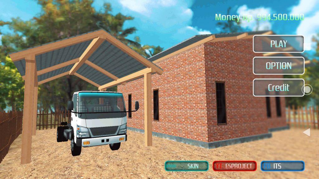 Es Truck Simulator ID Mod Apk