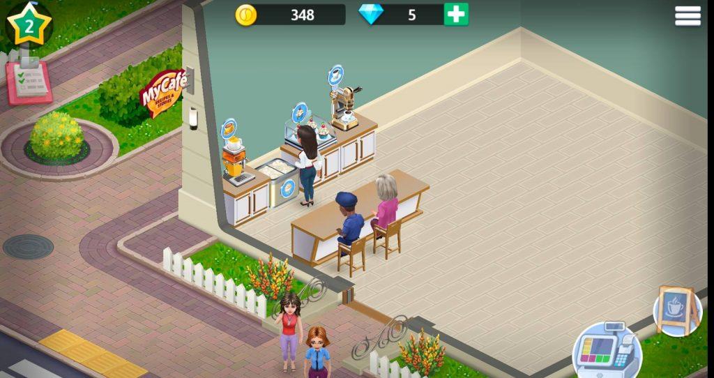 My Cafe Mod Apk