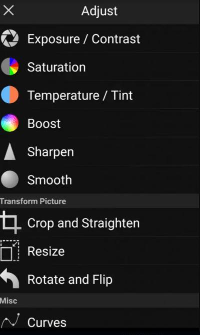 Preview Picsay Pro Mod Apk 2