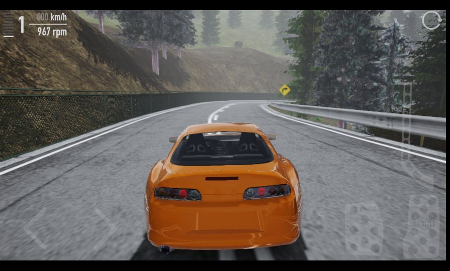 Touge Drift and Racing Mod Apk
