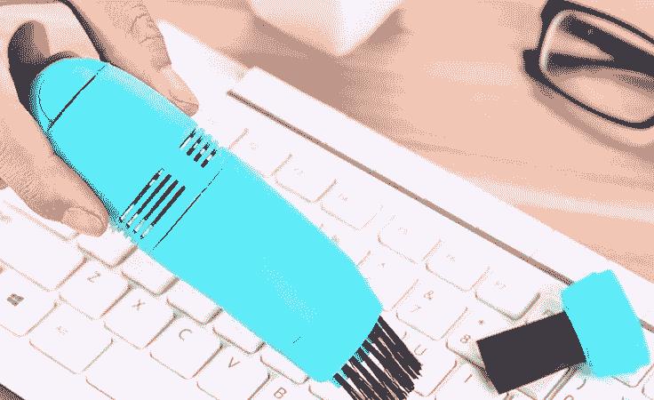 Alat Untuk Membersihkan Keyboard Laptop