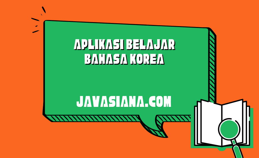 Aplikasi Belajar Bahasa Korea