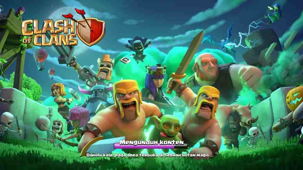 Download Clash of Clans (COC) Mod Apk Terbaru 2021