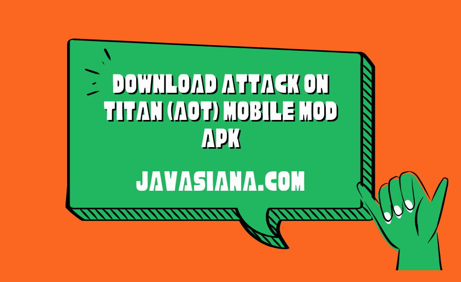 Download Attack On Titan (AOT) Mobile Mod Apk