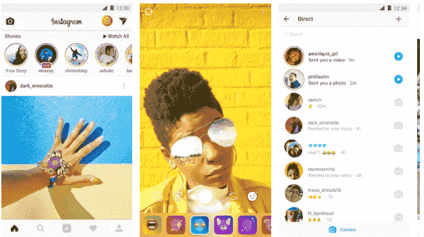Aplikasi Boros Kuota Instagram