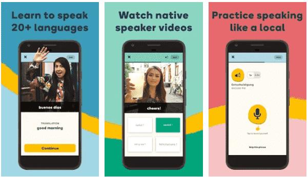 Memrise Aplikasi Belajar Bahasa Inggris Untuk Pemula
