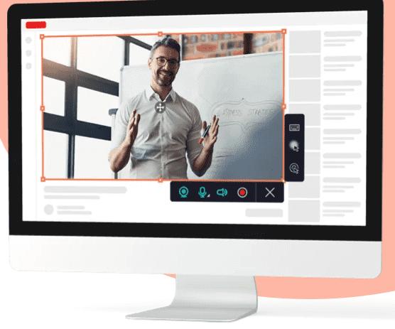 Aplikasi Perekam Layar PC Movavi Screen Recorder Studio
