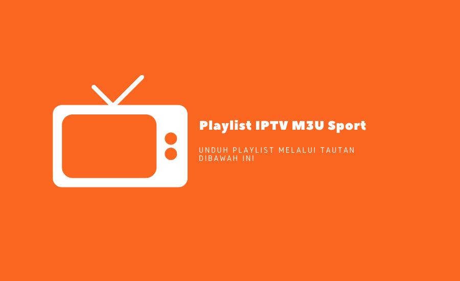 Playlist IPTV M3U Sport