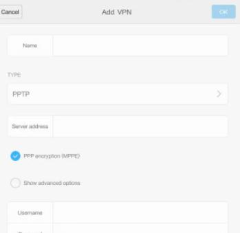 Cara Setting VPN di HP Xiaomi