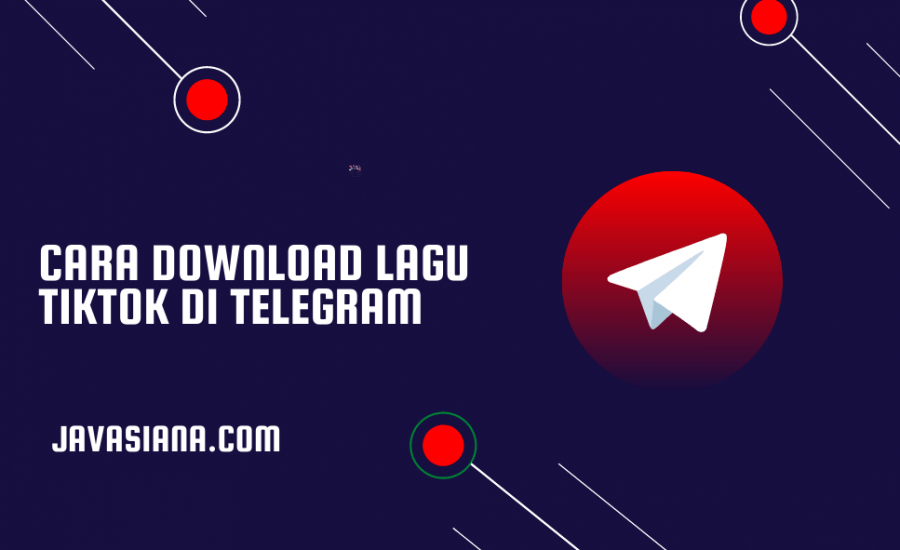 Bot Download Lagu TikTok di Telegram