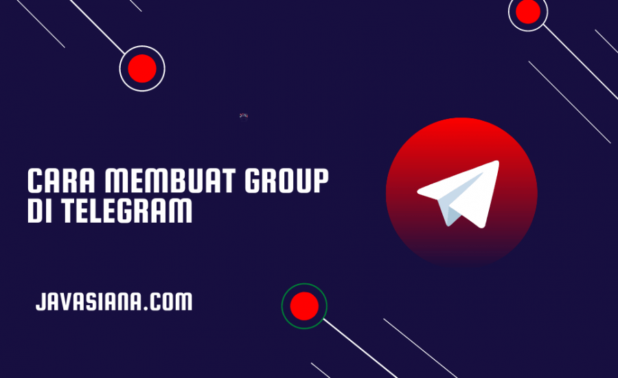 Cara Membuat Group di Telegram
