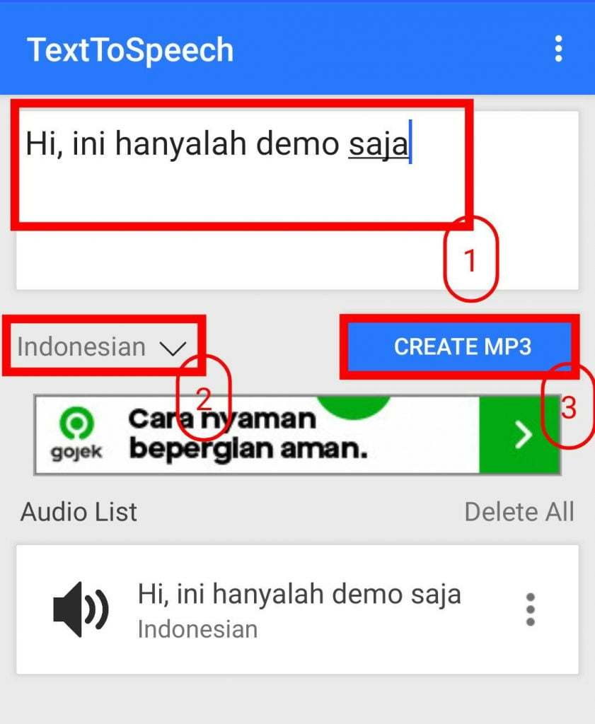 Cara Membuat Nada Dering Suara Google dengan Aplikasi
