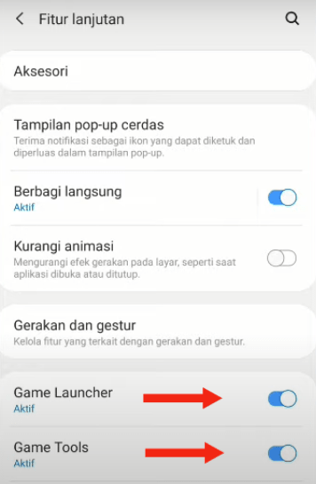 Cara Merekam Layar HP Samsung