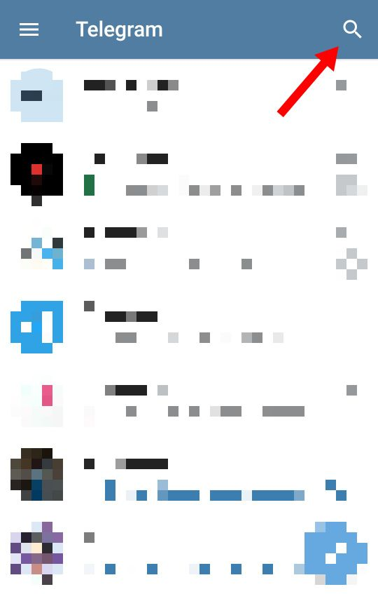 Temukan Bot Nulis Telegram