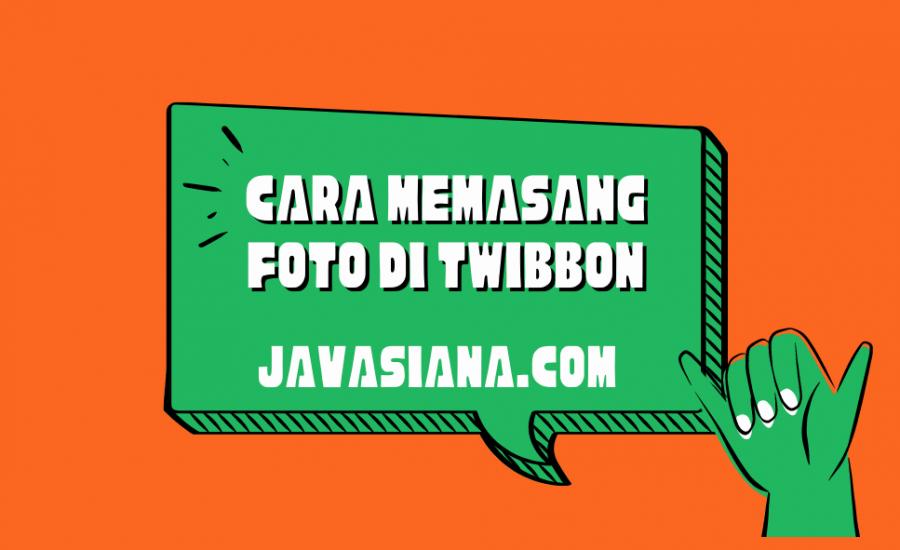 Cara Memasang Foto di Twibbon
