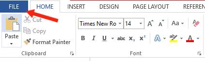 Cara Mengunci File Word Agar Tidak Bisa Dicopy dan Diedit
