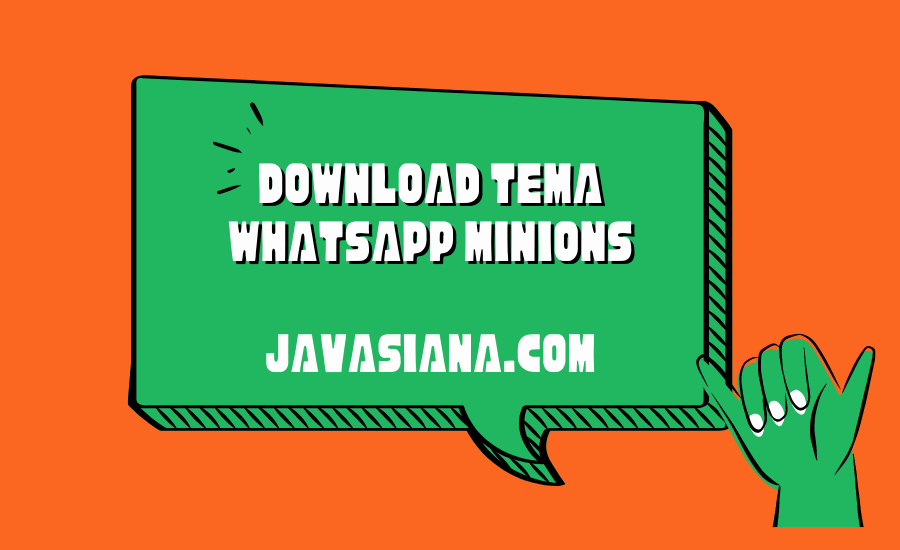 Tema Whatsapp Minions