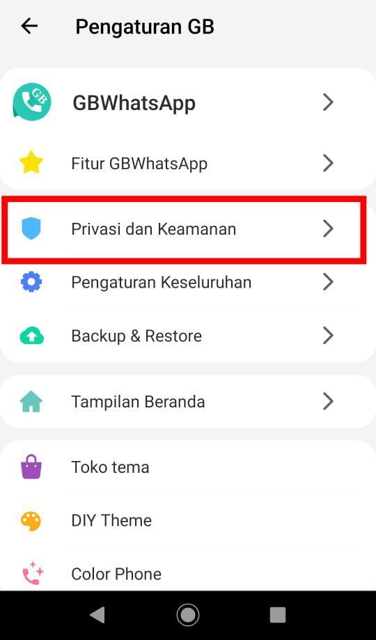 Cara Agar WhatsApp Tidak Terlihat Online Dan Sedang Mengetik