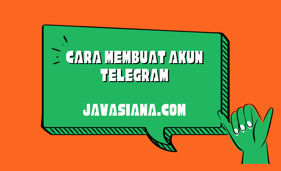 Cara Membuat Akun Telegram