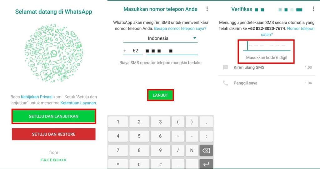 Cara Menggunakan GB Whatsapp
