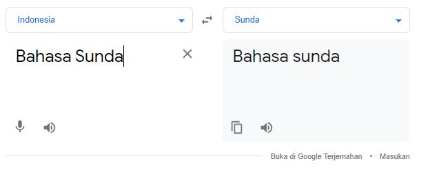 Sound of Text Bahasa Jawa dan Sunda