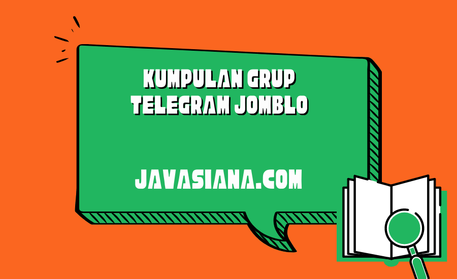 Grup Telegram Jomblo