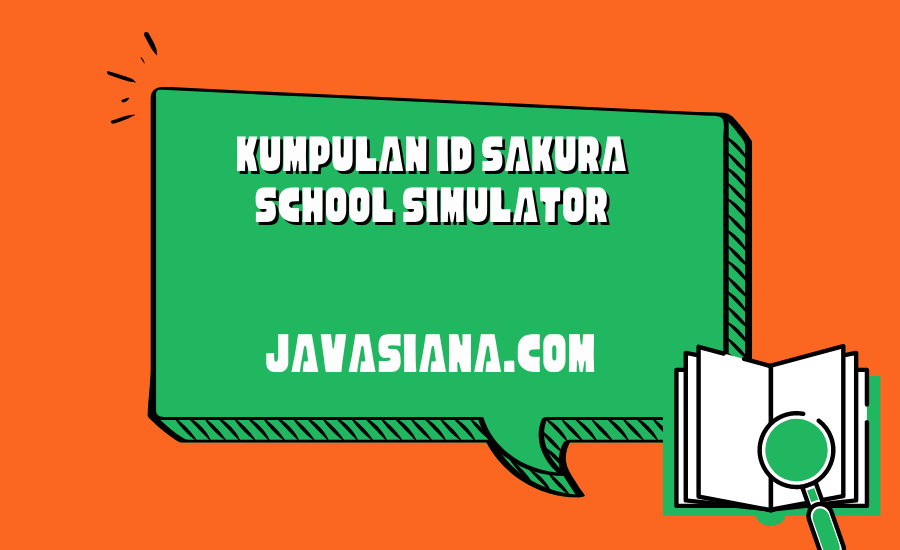 ID Sakura School Simulator