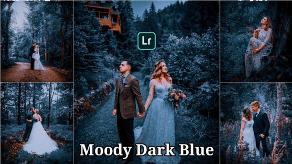 Rumus Lightroom Dark Blue
