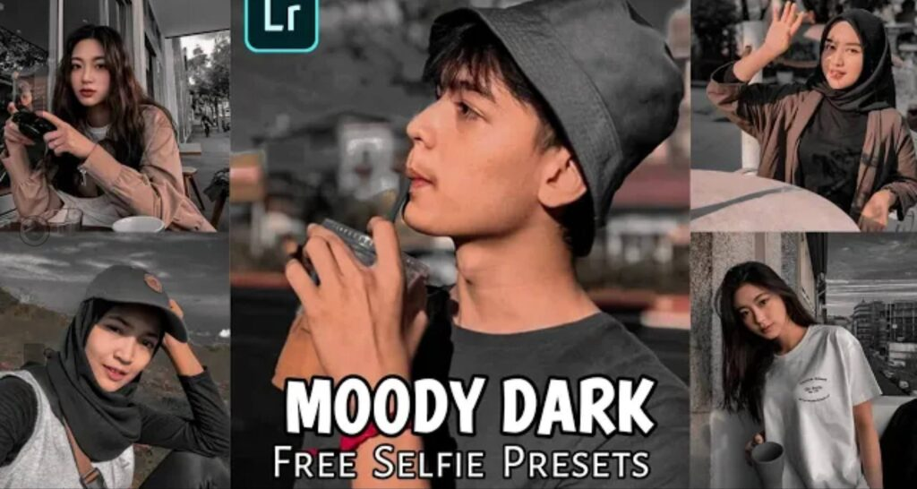 Rumus Lightroom Dark Moody