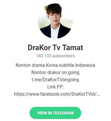 Grup Telegram Drakor