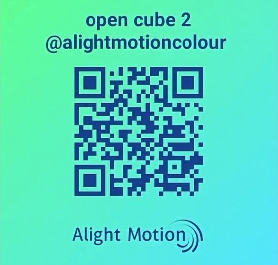 Preset Alight Motion Pro