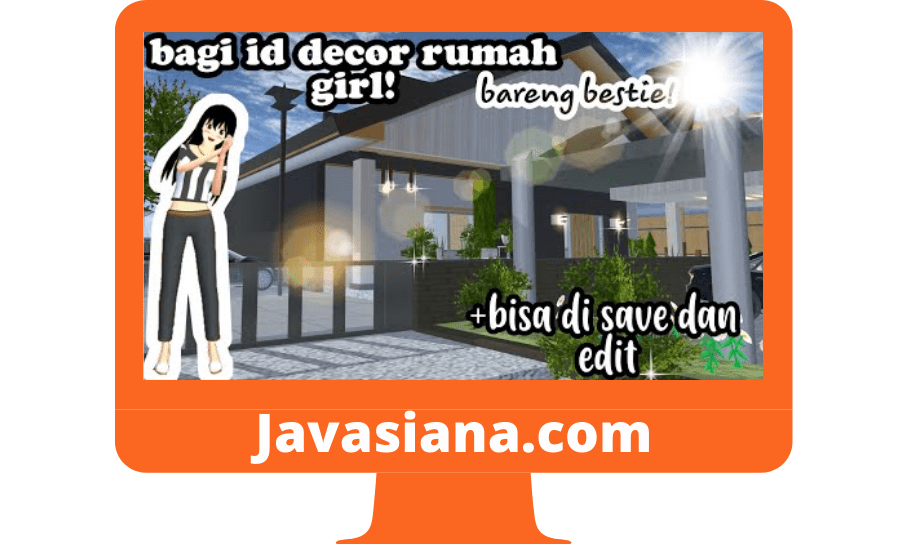 ID Rumah Girl Sakura School Simulator