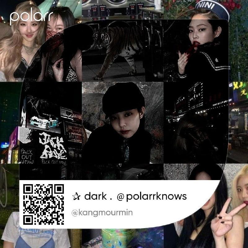 Polarr Code Dark Filter