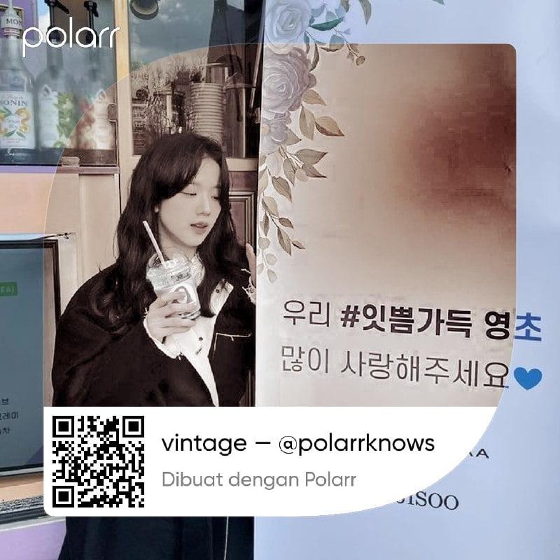 Polarr Code Vintage