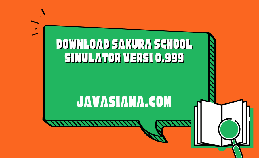 Sakura School Simulator Versi 0.999 Apk