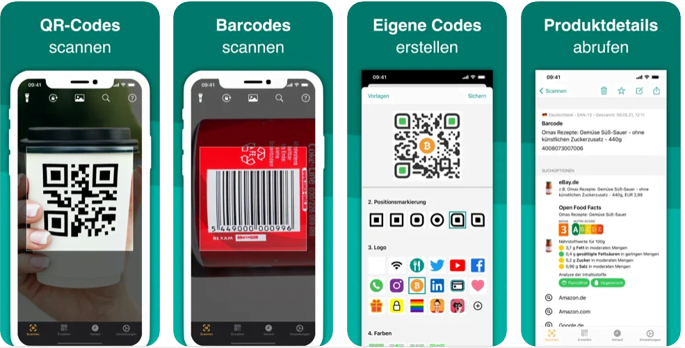Cara Scan QR Code di iPhone