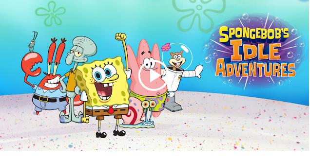 Spongebob Idle Adventures Mod Apk