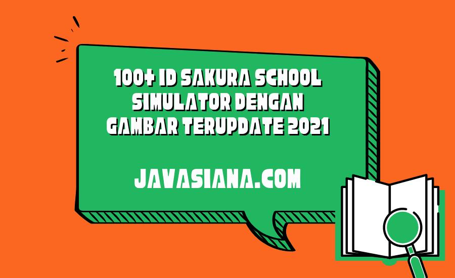 id sakura school simulator gambar