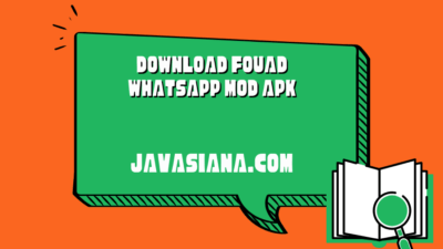 Download Fouad WhatsApp Versi 8.95 Mod Apk Terbaru 2021 Anti Banned