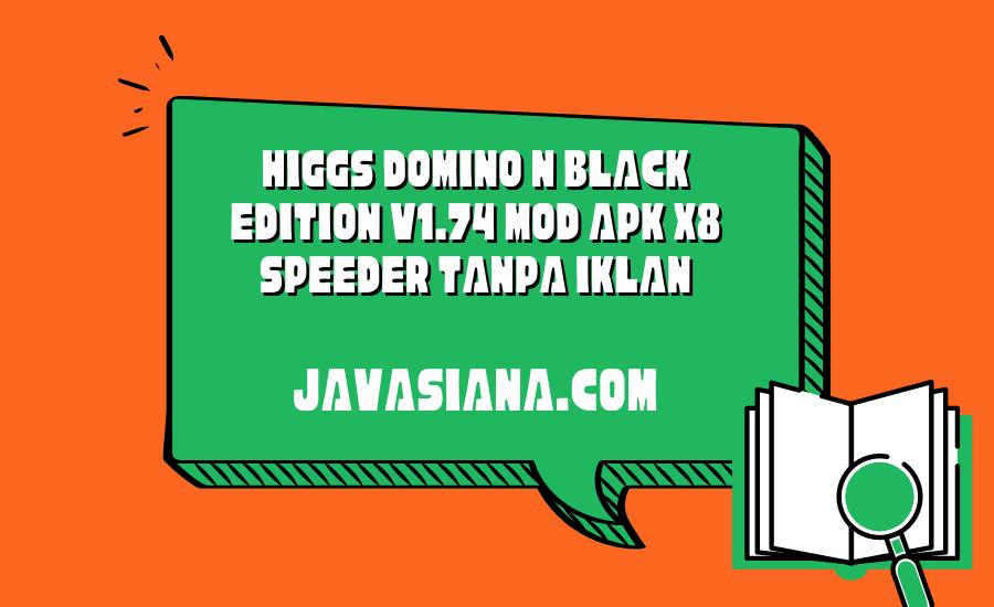 Higgs Domino N Black Edition