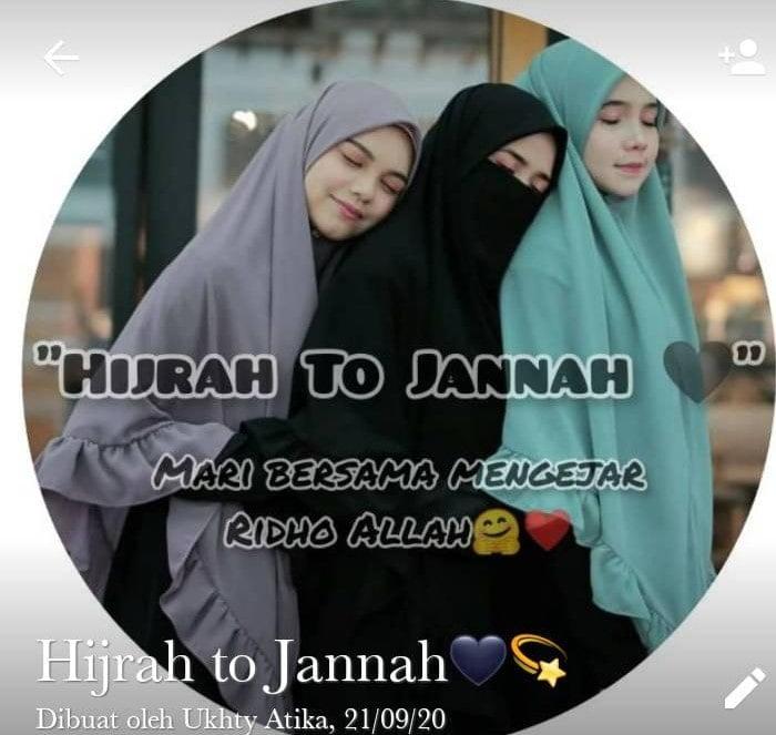 Link Grup WA Hijrah Muslimah