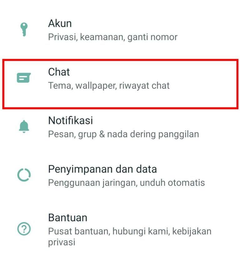 Cara Mengganti Tema Whatsapp Tanpa Aplikasi