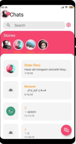 Download WhatsApp Aero Apk