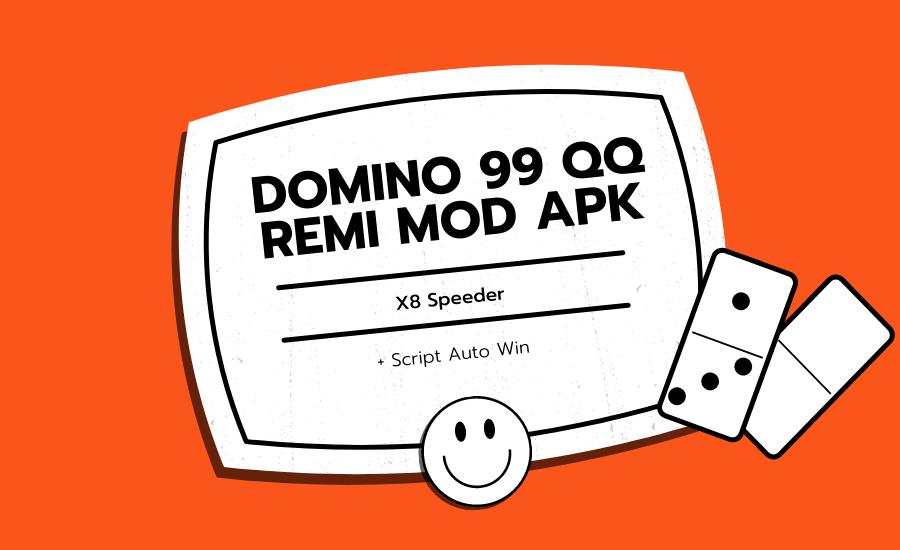 Domino 99 QQ Remi Mod Apk